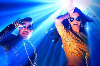 gabru ready to mingle hai song from happy bhaag jaayegi