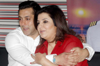 salman and farah khan