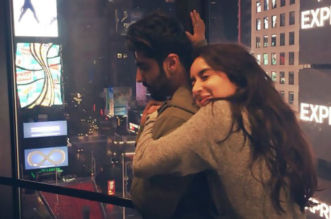 Shraddha Kapoor, Arjun Kapoor wrap up Half Girlfriend