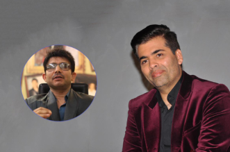 karan johar gave 25lac to krk