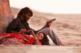 teen gawah song from mirzya
