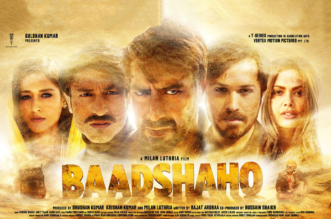 Badshaho Movie teaser