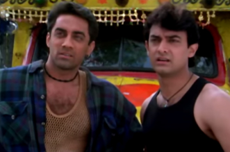 Faisal Khan and Aamir Khan mela