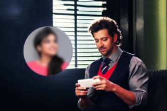 Hrithik roshan super 30 actress