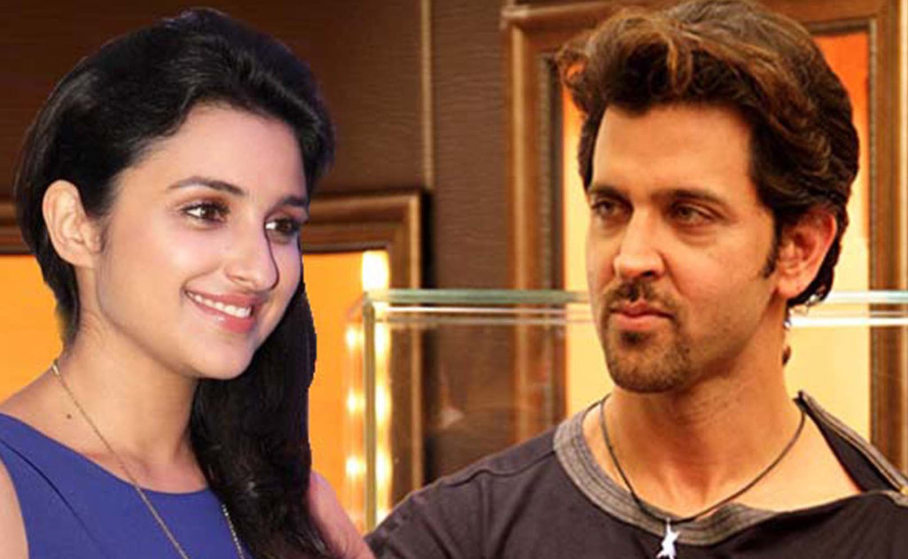 hrithik roshan and parineeti chopra